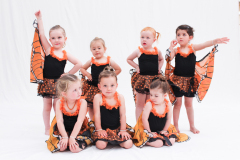 Intro-to-Dance-3-Years-Tuesday-Friday-BUTTERFLIES-group
